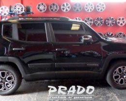 Prado Rodas e Pneus – Renegade rodas liga leve Prado Rodas