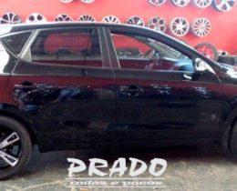Prado Rodas e Pneus – i30 rodas preta Prado Rodas