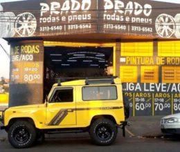 prado rodas jeep