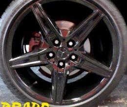 prado rodas roda preta 7